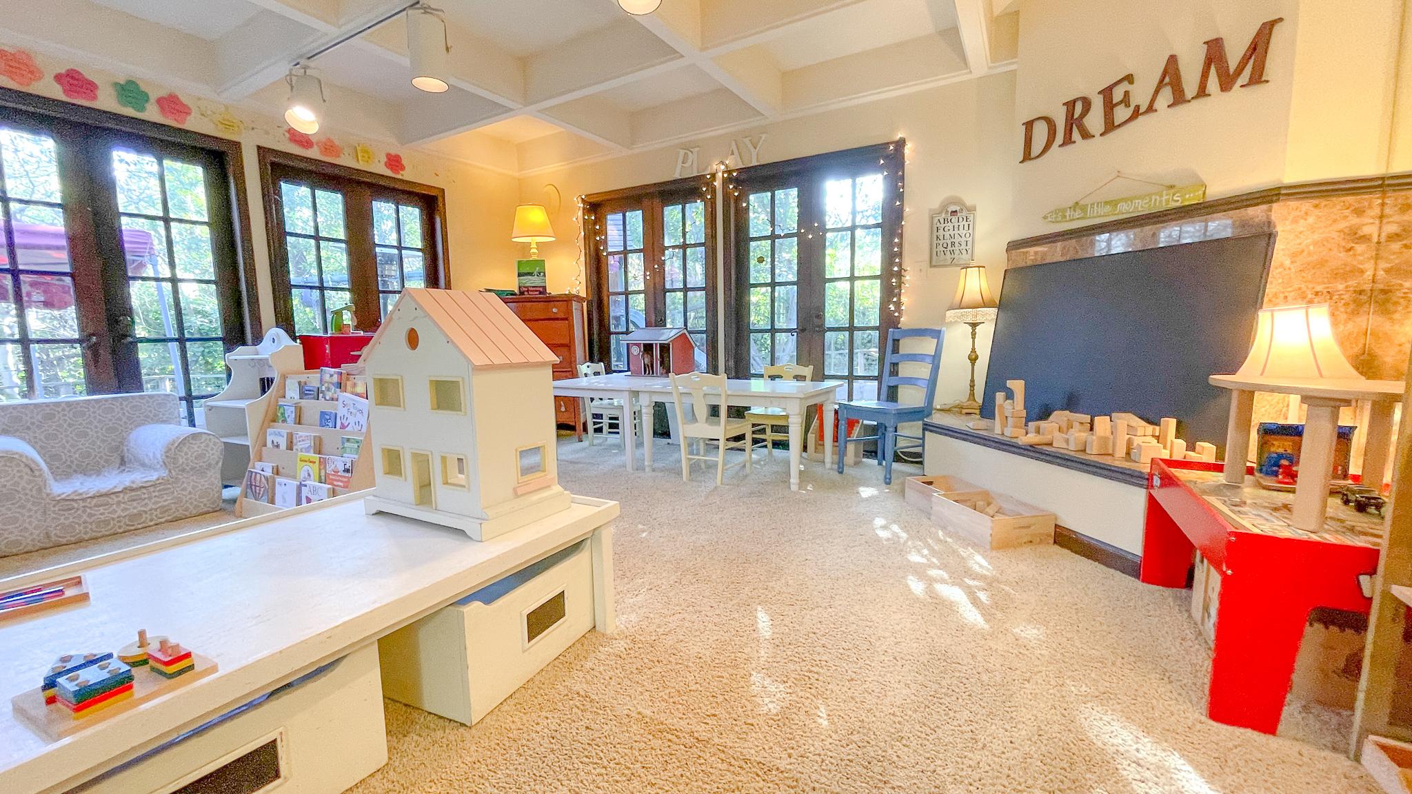 Ross Cottage Nursery School - City Of Ross, California